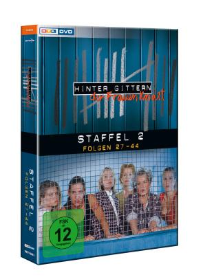 Hinter Gittern - Der Frauenknast: Folgen 27-44