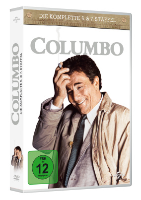 Columbo Staffel 6 & 7