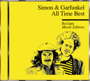 All Time Best - Simon & Garfunkel - Reclam Musik Edition (CD)