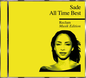 All Time Best - Sade - Reclam Musik Edition 26