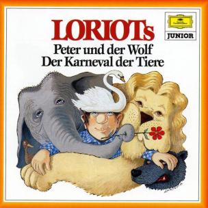 Loriots Peter Und Der Wolf/Karneval Der Tiere