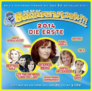 Bääärenstark!!! 2014 - Die Erste (3 CDs)