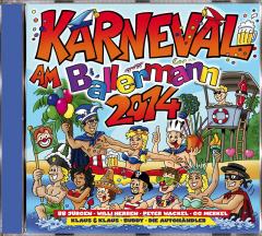 Karneval am Ballermann 2014