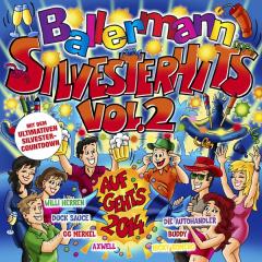 Ballermann Silvesterhits Vol.2-Auf Geht's 2014