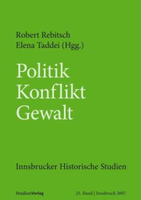 Politik - Konflikt - Gewalt