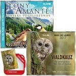 Vogel des Jahres 2017: Waldkauz + Unsere Vogelfreunde