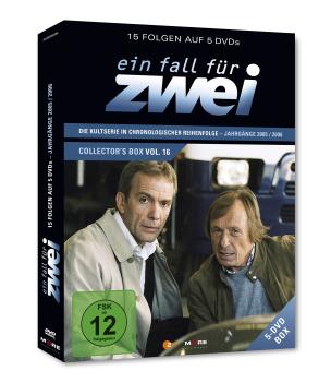 EIN FALL FÜR ZWEI - Collector´s Box Vol. 16