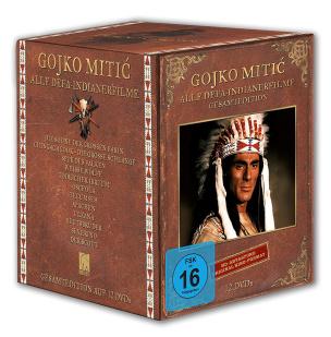 Gojko Mitic - Im Land der Indianer