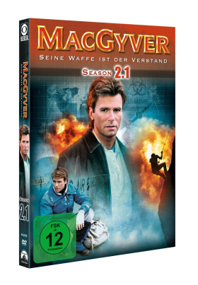 MacGyver - Season 2, Vol. 1