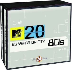 20 YEARS ON MTV - The 80s