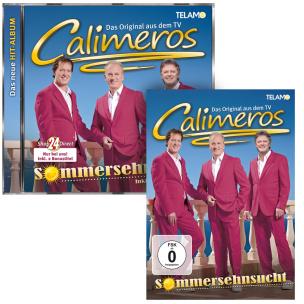 Calimeros - Sommersehnsucht Paket EXKLUSIV 2 Bonustitel