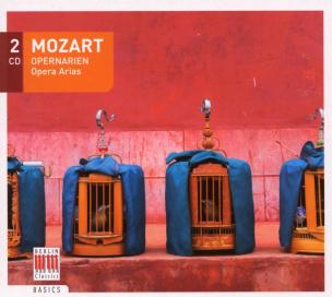 Mozart: Opernarien