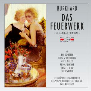 Burkhard: Das Feuerwerk
