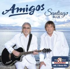Santiago Blue (Exklusiv-Edition) mit 3 Bonustiteln + GRATIS Fanschal