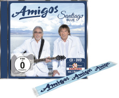 Santiago Blue (Exklusive Premium) mit 3 Bonustiteln + GRATIS Fanschal