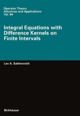 Integral Equations with Difference Kernels on Finite Intervals