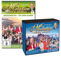 Melodien der Berge - Das Beste + Gratis DVD-Grossarltal