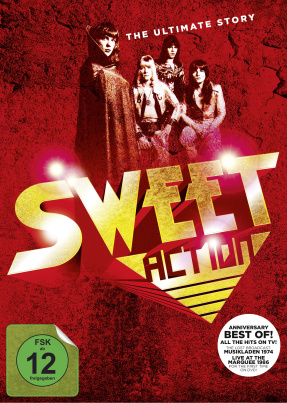 Action! The Ultimate Sweet Story (DVD Action-Pack)