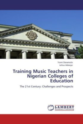 Training Music Teachers in Nigerian Colleges of Education
