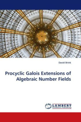 Procyclic Galois Extensions of Algebraic Number Fields