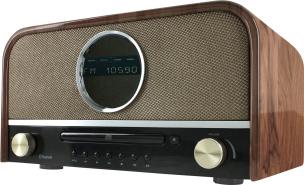 Nostalgie Stereo DAB+ Radio mit CD und Bluetooth