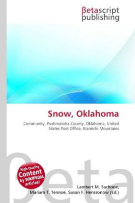 Snow, Oklahoma