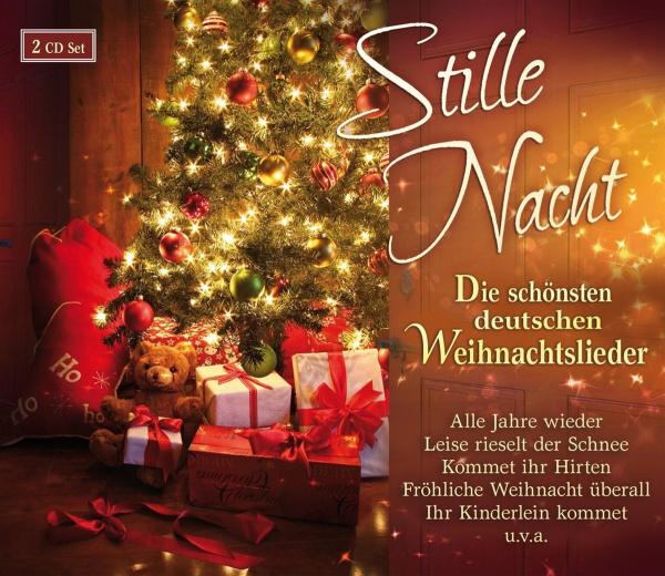 Die Schönsten Deutsche Weihnachtslieder.Stille Nacht Die Schönsten Deutschen Weihnachtslieder