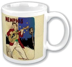 Elvis Presley - MemphisTasse