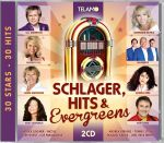 Schlager, Hits & Evergreens, 30 Stars - 30 Hits