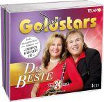Duo Goldstars - Das Beste + EXKLUSIV Fan-Aufkleber und Autogrammkarte