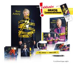 Ross Antony - Tatort Liebe Fanbox LIMITIERT + EXKLUSIV Lesezeichen