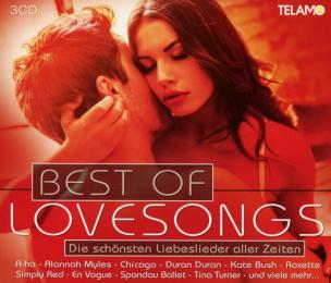Best of Lovesongs - Die schönsten Liebeslieder aller Zeiten