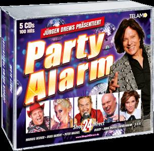 Jürgen Drews präsentiert: Party Alarm