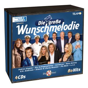 Deutsches Musik Fernsehen präsentiert: Die große Wunschmelodie