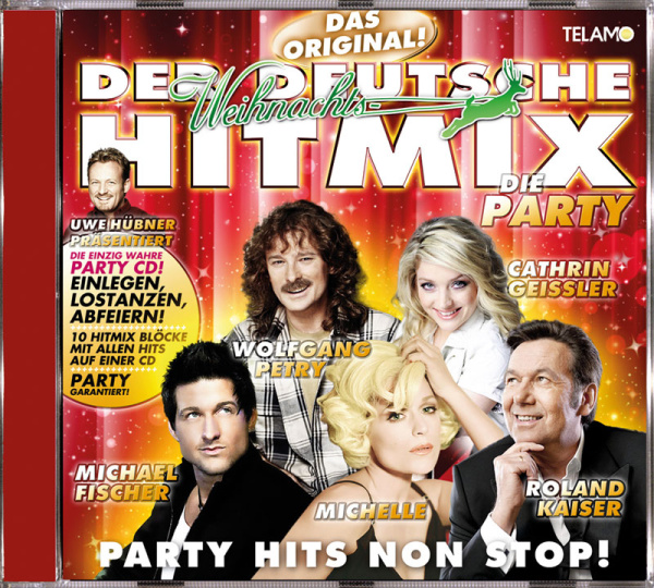 Various - Nonstop Hitmix Volume 1