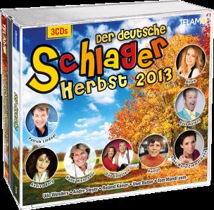 Der deutsche Schlager Herbst 2013