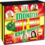 Monster Hit-Mix, Die Mega Box Vol II