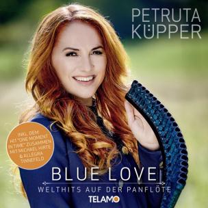 Blue Love - Welthits auf der Panflöte