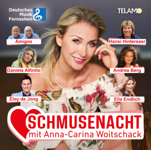 Schmusenacht mit Anna-Carina Woitschack