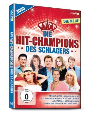 Die Hit Champions des Schlagers - Die Neue