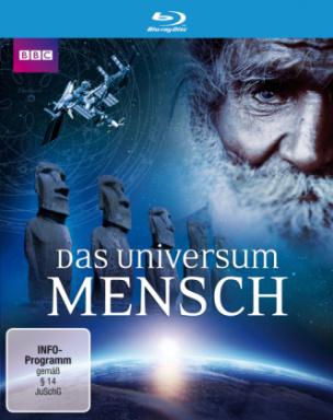 Das Universum Mensch, 1 Blu-ray