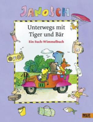 Unterwegs mit Tiger und Bär