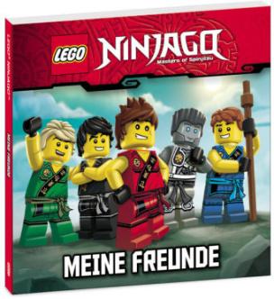 LEGO NINJAGO - Meine Freunde, Album