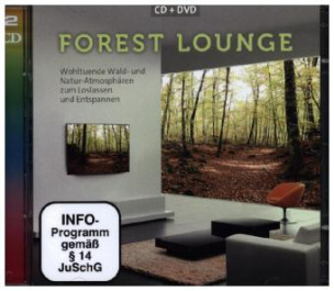 Forest Lounge, 1 Audio-CD + DVD