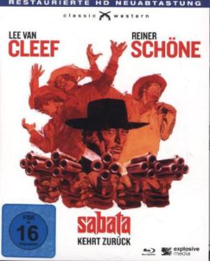 Sabata kehrt zurück, 1 Blu-ray (Special Edition)