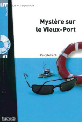 Mystère sur le Vieux-Port, m.  Audio-CD