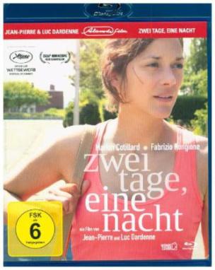 Zwei Tage, eine Nacht, 1 Blu-ray