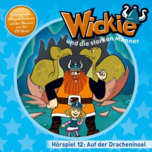 Wickie - Auf der Dracheninsel, Im Eis gefangen u.a., 1 Audio-CD