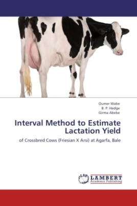 Interval Method to Estimate Lactation Yield