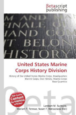 United States Marine Corps History Division